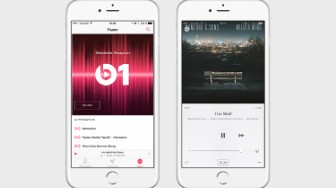 apple beats1 radio