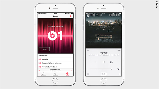 Apple Music exec quits two months after launch