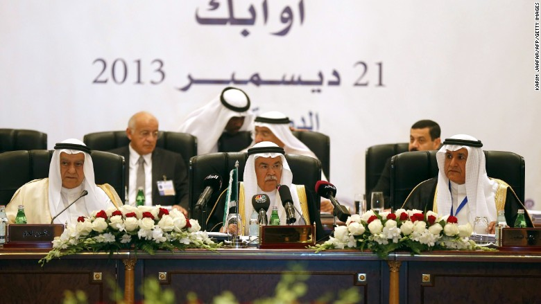 Saudi Arabia oil minister