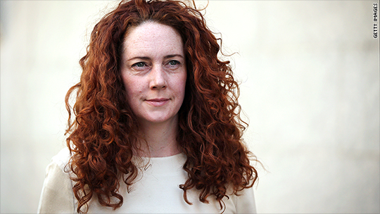 Rebekah Brooks is back at News Corp.