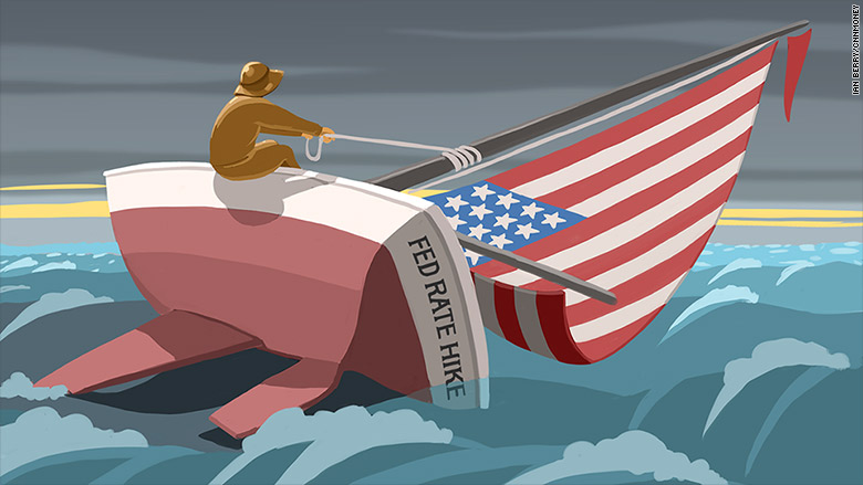 Can the global gloom sink the U.S. economy?
