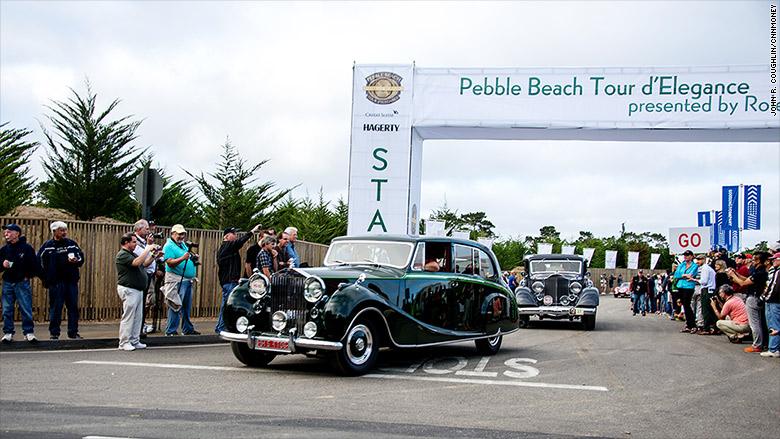 pebble beach concours delegance