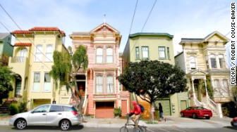 san francisco houses street