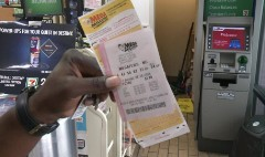 Lottery winners' payouts on hold