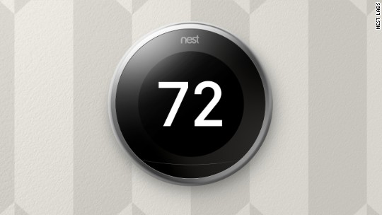 Nest unveils sleek new smart thermostat