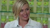 Why there's a limit to Maria Sharapova's sweet tooth