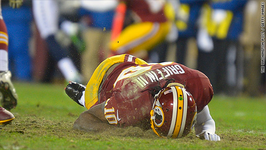 Redskins' RG3 contract may be biggest blunder in NFL history