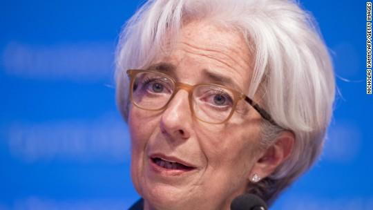 IMF: Global markets should brace for China slowdown