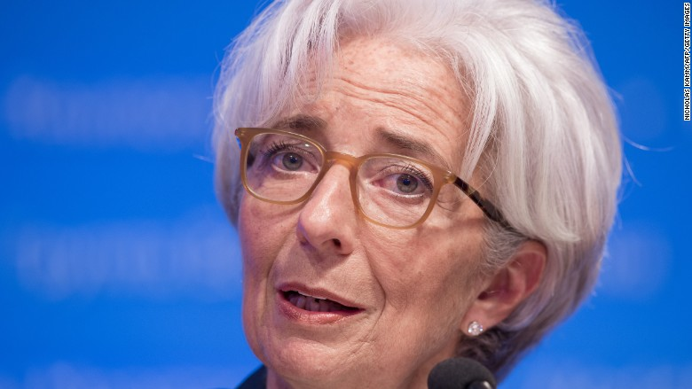 IMF: Global markets should brace for China slowdown