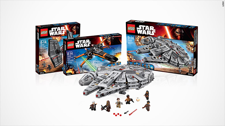 New Star Wars LEGO Sets