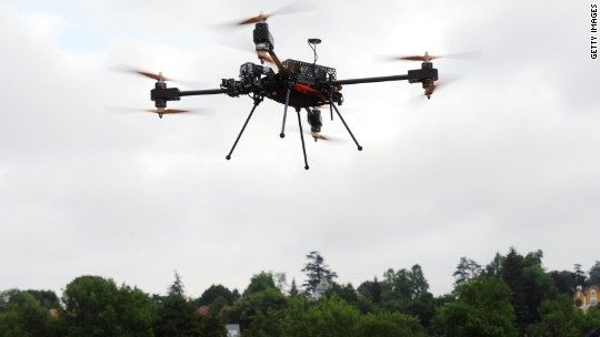 FAA approves fleet of 324 commercial drones