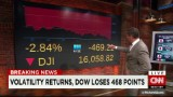 Stocks: 'Simply no place to hide'