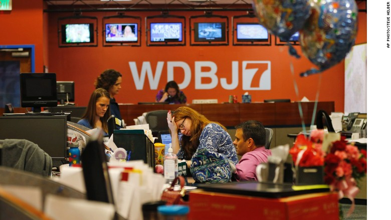 wdbj newsroom