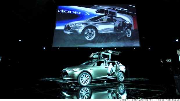 Tesla Has Delivered The First Model X Suvs Sep 29 2015