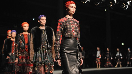 Givenchy gives away 820 tickets to its NYFW show