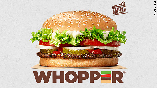 Burger King is still shopping its 'burger merger' idea