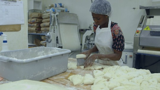 How this bakery is fighting inequality