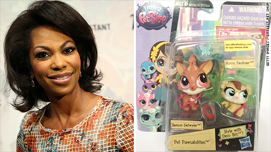 Fox News anchor sues over 'demeaning' doll