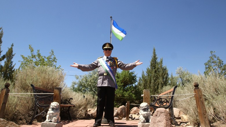 president of molossia print photo