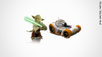 star wars toys yoda hot wheels