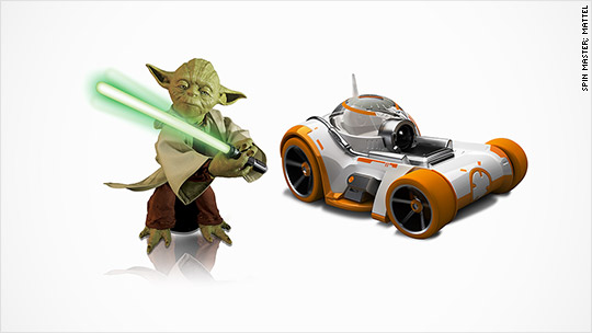 Hottest new Star Wars toys unveiled