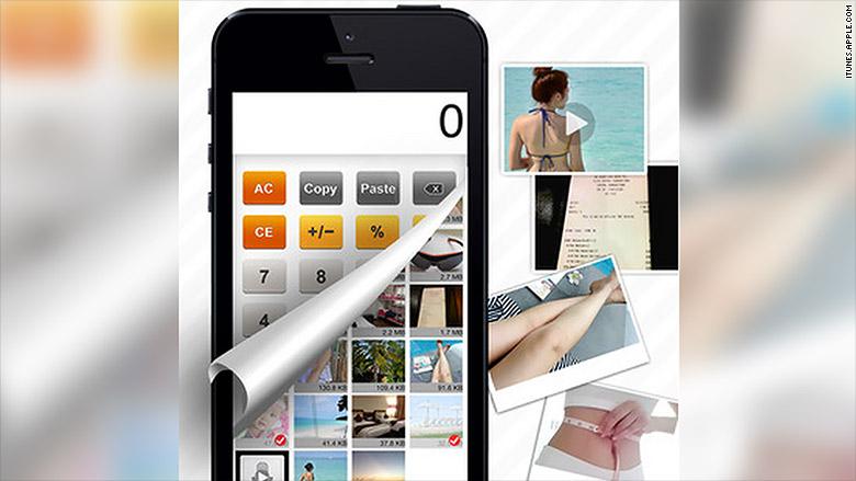 private photo app