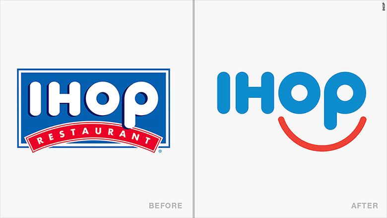 Ihop 10 Logo Changes That Drove People Crazy Cnnmoney