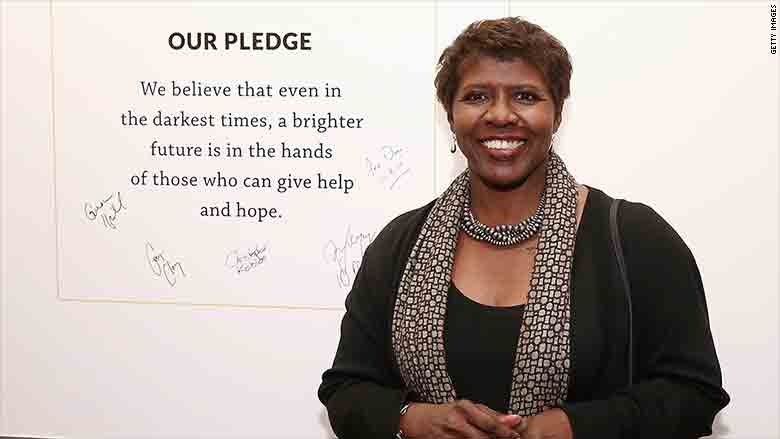 pbs gwen Ifill