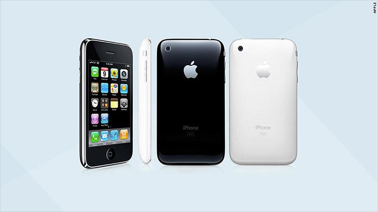 IPHONE 3G PRIS 2008