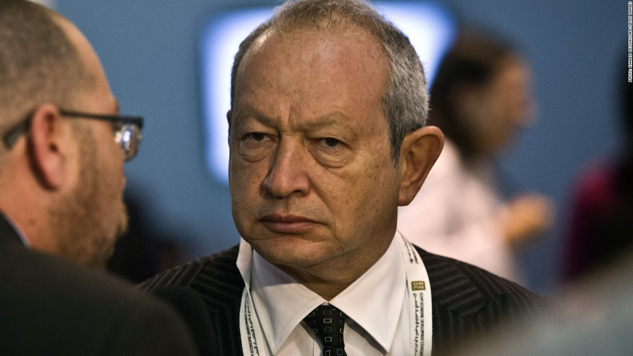 Egyptian billionaire offers to buy island for refugees