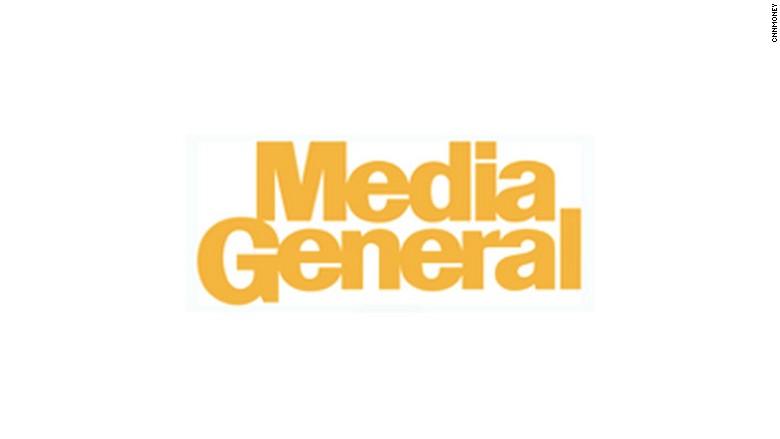 Media General logo
