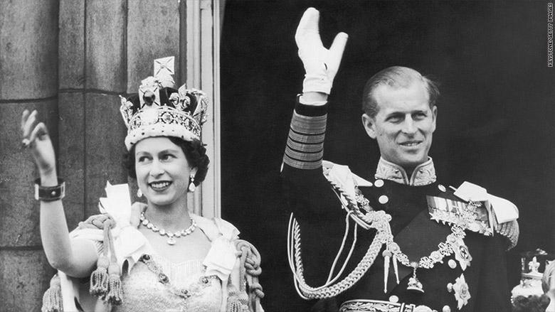 queen elizabeth duke of edinburgh
