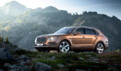 Bentley's new SUV