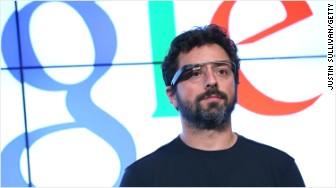 Sergey Brin Google