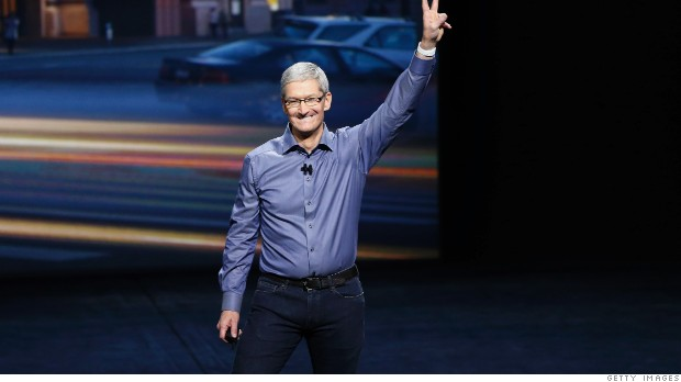 Apple's profit soars 31% on the back of strong iPhone and Mac sales