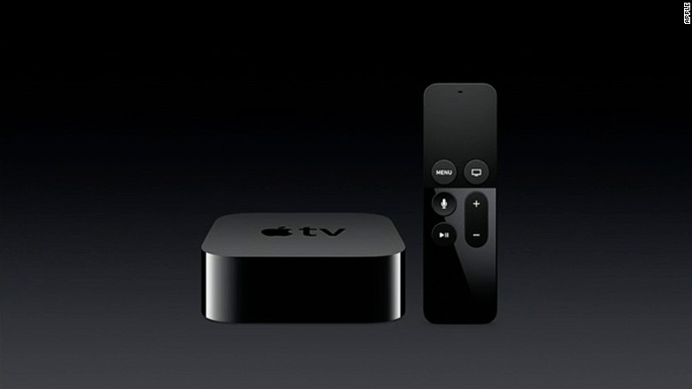 apple announcement apple tv