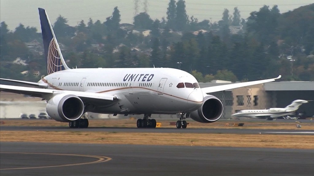 Investigation forces out United Airlines CEO