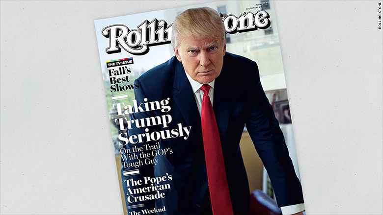 rolling stone trump