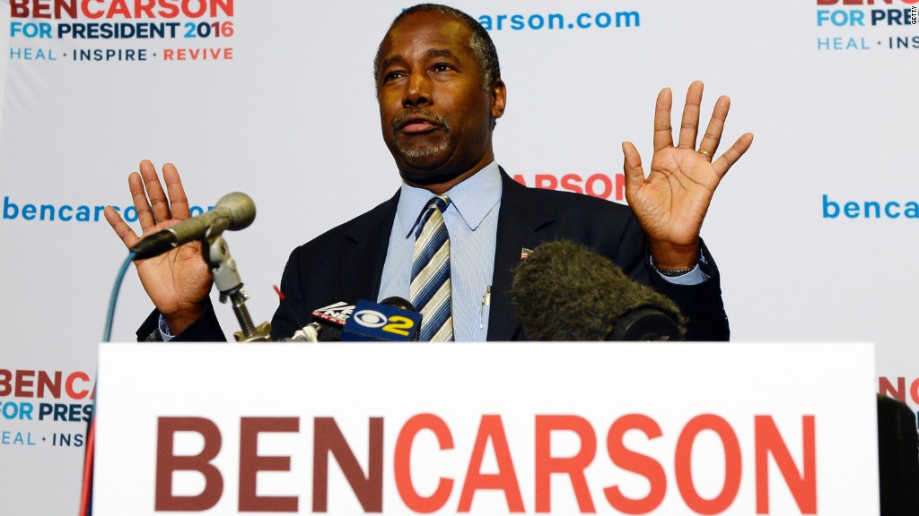 Murdoch: Ben Carson would be a 'real black president'