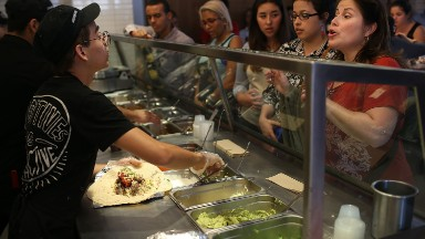 Chipotle expects to reach goal of 4,000 new hires