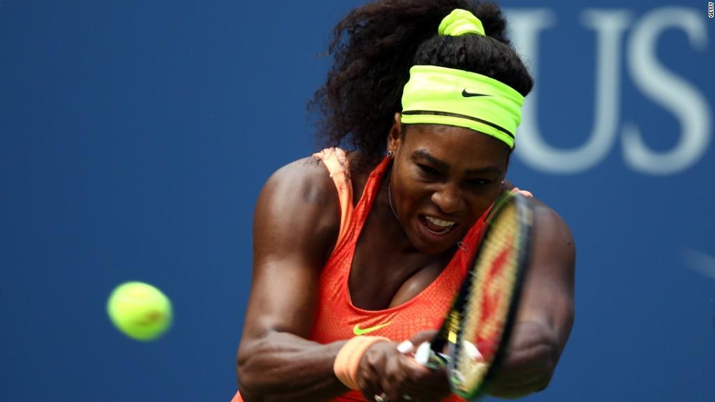 Serena Williams' grand slam hopes crushed at U.S. Open