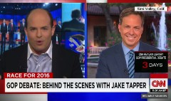 GOP Debate: Behind the scenes with Jake Tapper