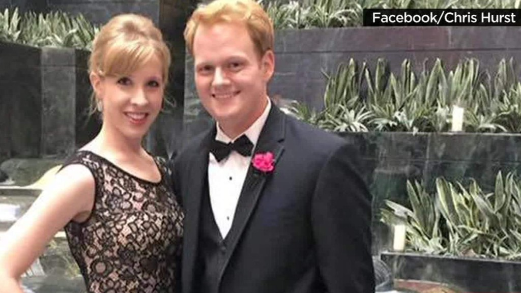 WDBJ anchor Chris Hurst returning to work after his girlfriend's murder