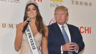 Donald Trump in deal to sell Miss Universe