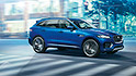 Jaguar unveils first-ever SUV