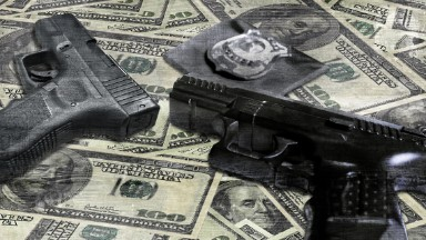 New laws force police to put guns back on the street