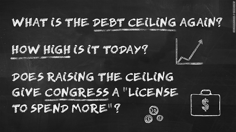 debt ceiling faqs