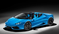 Lamborghini reveals new convertible