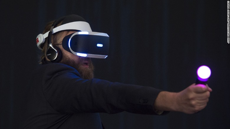 playstation vr. The 12 must-have tech gifts of 2016