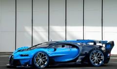 Bugatti shows real-life videogame car